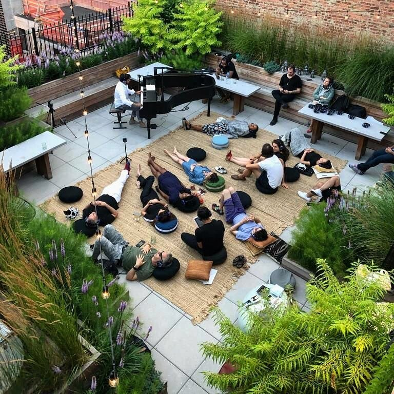 Office Rooftop by Plan the Future
